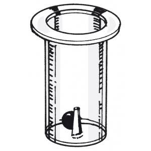 Nádobka pre koagulometer Amelung s guličkou